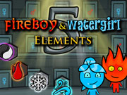 Fireboy and Water Girl 5 Elements